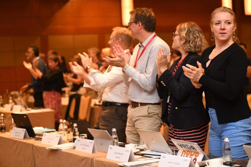 EFPA General Assembly in Moscow has elected new Executive Council Member from Russia!