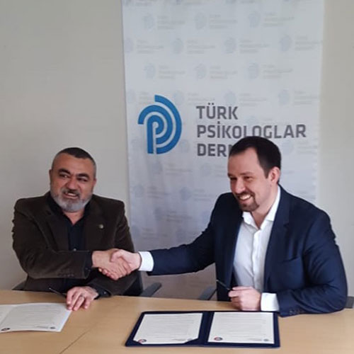 Turkish Psychological Association and the Russian Psychological Society signed Memorandum of Understanding