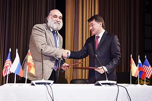 Подписано соглашение о сотрудничестве между Российским психологическим обществом и Испанской психологической ассоциацией