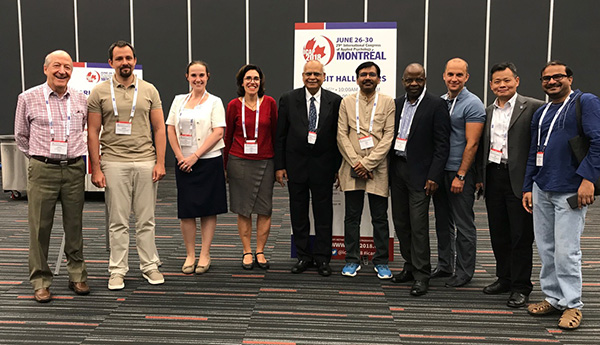 The first meeting of psychological societies' representatives from BRICS countries